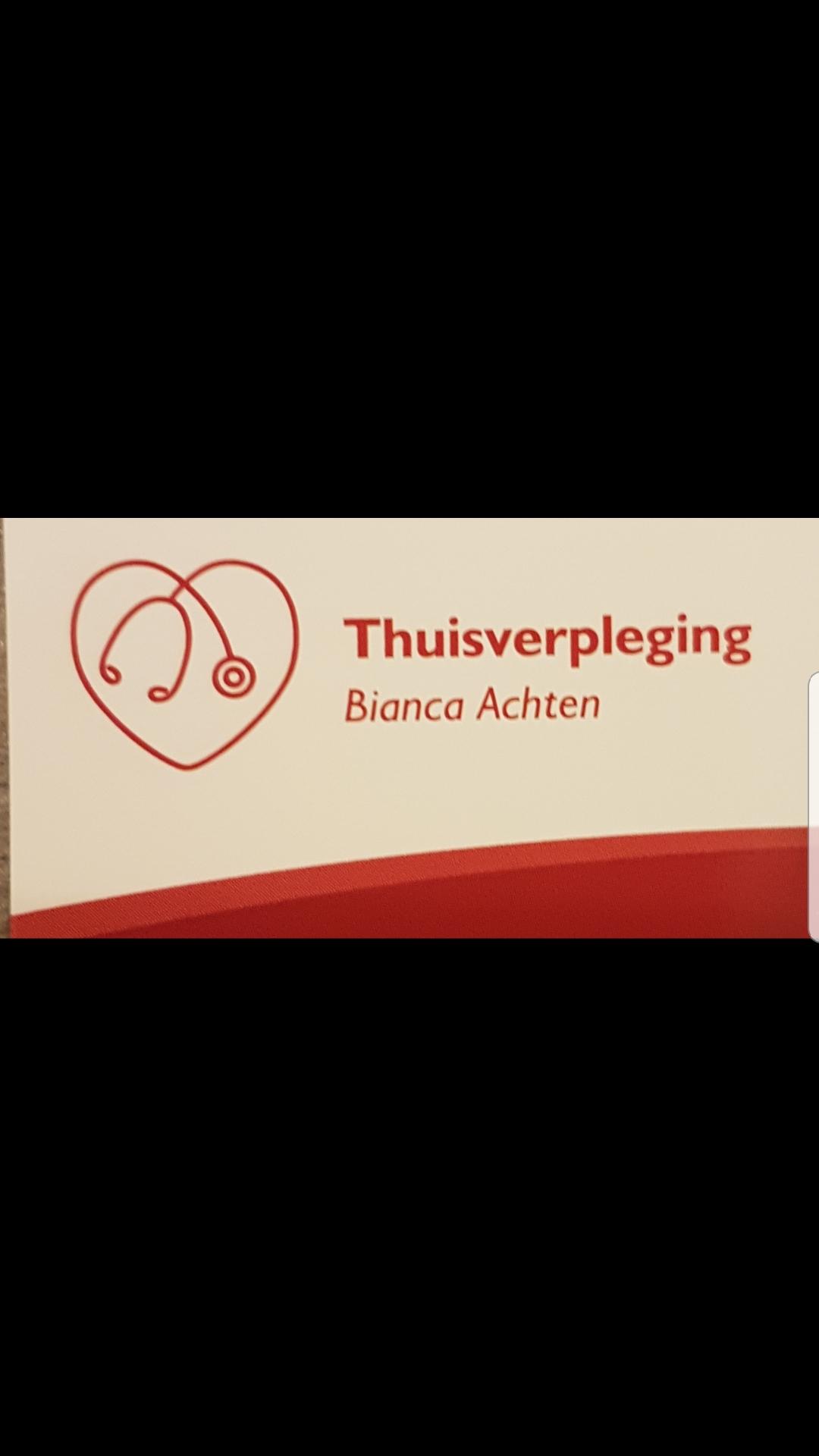 Thuisverpleging Bianca Achten